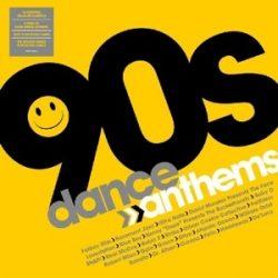 VÁLOGATÁS - 90's Dance Anthems / vinyl bakelit / 2xLP