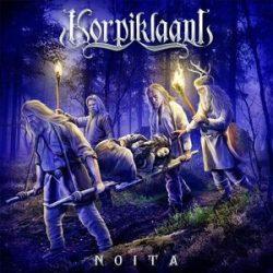 KORPIKLAANI - Noita / vinyl bakelit / LP