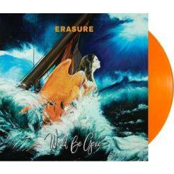 ERASURE - World Be Gone / színes vinyl bakelit / LP