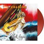 ERASURE - World Beyond / színes vinyl bakelit / LP