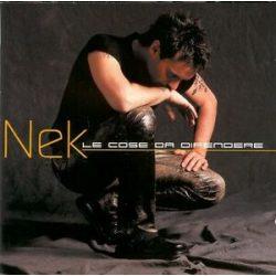 NEK - Le Cose Or Difendere CD