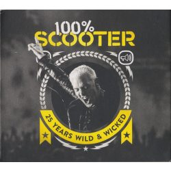 SCOOTER - 100% Scooter  / 3cd / CD