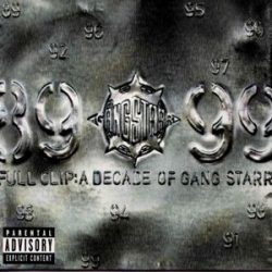 GANG STARR - Full Clip A Decade If Gang Starr / 2cd /  CD