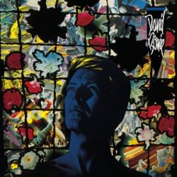 DAVID BOWIE - Tonight / vinyl bakelit ( LP