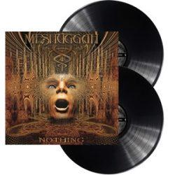 MESHUGGAH - Nothing / vinyl bakelit / 2xLP