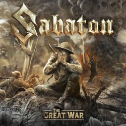 SABATON - Great War History edition / vinyl bakelit / 2xLP