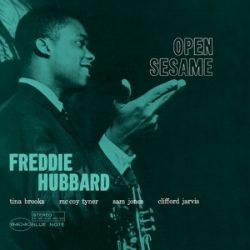 FREDDIE HUBBARD - Open Sesame / vinyl bakelit / LP