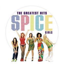 SPICE GIRLS - Greatest Hits / picture vinyl bakelit / 2xLP