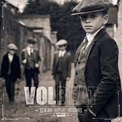 VOLBEAT - Rewind, Replay, Rebound CD