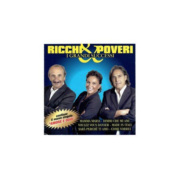 RICCHI E POVERI - I Grandi Successi CD