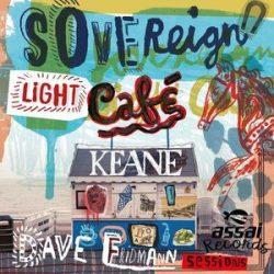 KEANE - Souvenir Light Cafe / RSD2019 limitált színes vinyl bakelit single / SP