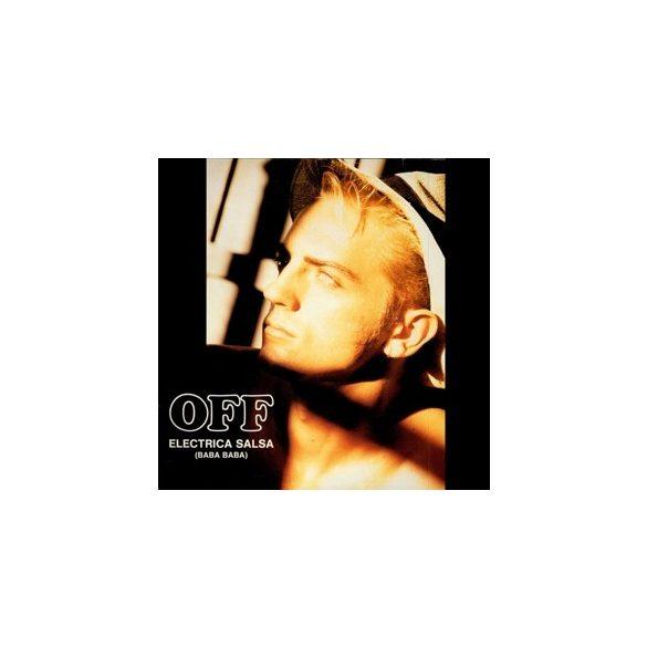 OFF - Electrica Salsa / vinyl bakelit / EP