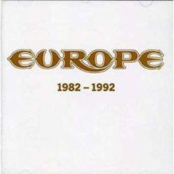 EUROPE - 1982-1992 CD