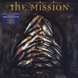 MISSION - Blue / színes vinyl bakelit / LP