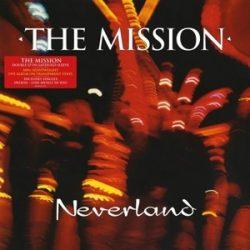 MISSION - Neverland / színes vinyl bakelit / LP