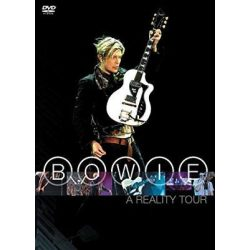 DAVID BOWIE - A Reality Tour DVD