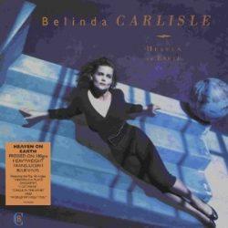 BELINDA CARLISLE - Heaven On Earth BORÍTÓSÉRÜLT! / színes vinyl bakelit / LP