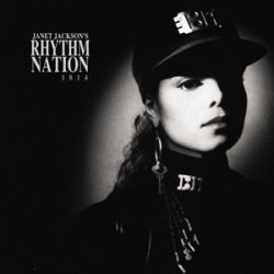 JANET JACKSON - Rhythm Nation 1814 / vinyl bakelit / 2xLP