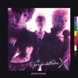 GENERATION X - Generation X / deluxe vinyl bakelit / 3xLP