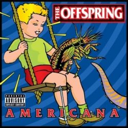 OFFSPRING - Americana / vinyl bakelit / LP