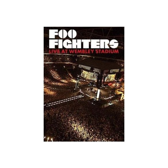 FOO FIGHTERS - Live At Wembley DVD