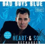 BAD BOYS BLUE - Heart & Soul Recharged / vinyl bakelit / LP