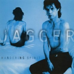 MICK JAGGER - Wandering Spirit / vinyl bakelit / 2xLP