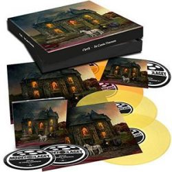 OPETH - In Cauda Venenum limited boxset / vinyl bakelit + cd / LP box