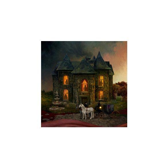 OPETH - In Cauda Venenum english version CD