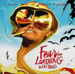 FILMZENE - Fear And Loathing In Las Vegas / limitált vinyl bakelit /  LP