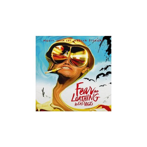 FILMZENE - Fear And Loathing In Las Vegas / limitált vinyl bakelit /  LP