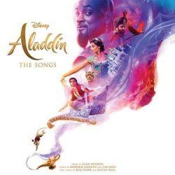 FILMZENE - Aladdin 2019 / vinyl bakelit / LP