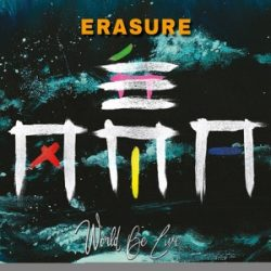 ERASURE - World Be Live / vinyl bakelit / 3xLP