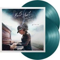 BETH HART - War In My Mind / limitált színes vinyl bakelit / LP