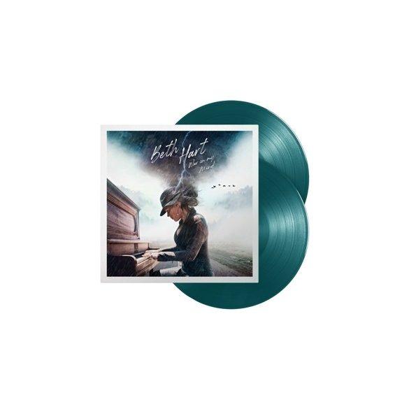 BETH HART - War In My Mind / limitált színes vinyl bakelit / 2xLP