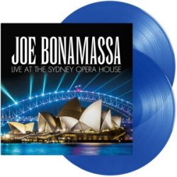 JOE BONAMASSA - Live At The Sydney Opera House / limitált színes vinyl bakelit / LP