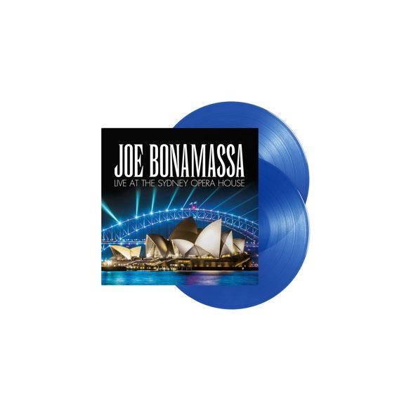 JOE BONAMASSA - Live At The Sydney Opera House / limitált színes vinyl bakelit / LP