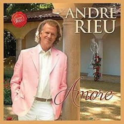 ANDRE RIEU - Amore / cd+dvd / CD