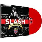 SLASH - Living The Dream Tour / limitált színes vinyl bakelit / 3xLP