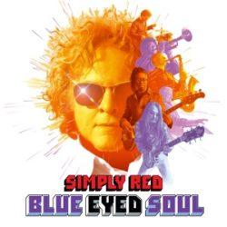 SIMPLY RED - Blue Eyed Soul / limitált színes vinyl bakelit / LP