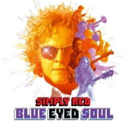 SIMPLY RED - Blue Eyed Soul / vinyl bakelit / LP
