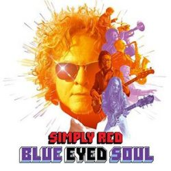 SIMPLY RED - Blue Eyed Soul CD