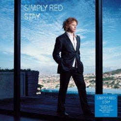 SIMPLY RED - Stay / limitált színes vinyl bakelit / LP