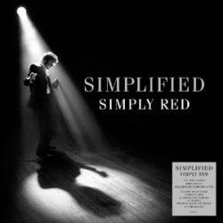 SIMPLY RED - Simplified / limitált színes vinyl bakelit / LP