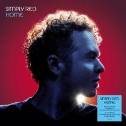 SIMPLY RED - Home / limitált színes vinyl bakelit / LP