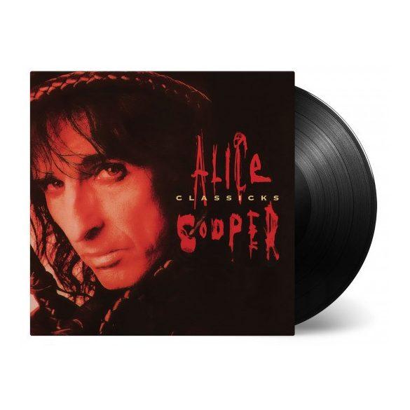 ALICE COOPER - Classics / limitált színes vinyl bakelit / 2xLP