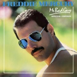 FREDDIE MERCURY - Mr Bad Guy / vinyl bakelit / LP