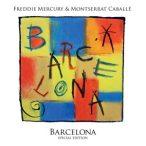 FREDDIE MERCURY - Barcelona / vinyl bakelit / LP