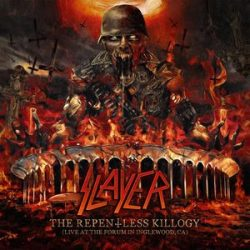 SLAYER - Replentess Killogy Live/ vinyl bakelit / 2x LP