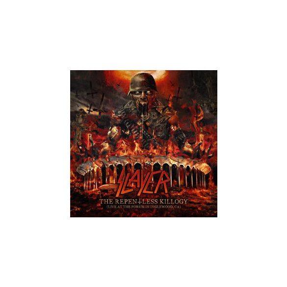 SLAYER - Replentess Killogy Live/ vinyl bakelit / 2x LP